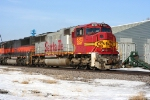 BNSF 8215 (E-COBSCM)